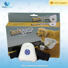 Puppy Bark Control Ultrasonic Bark Stop Collar WT710