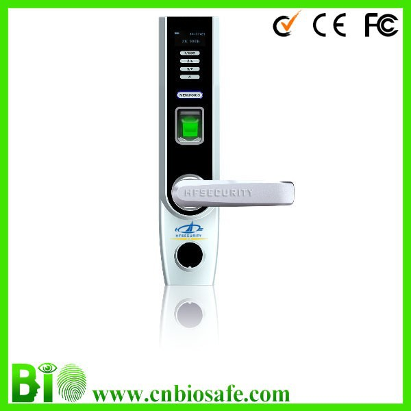 Door lock cylinder electric fingerprint biometric for 1 touch fingerprint door lock