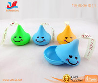Promotion plastic egg capsule candy toy best gift for kids shantou toy