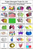 Hot sales adhensive craft paper eva foam