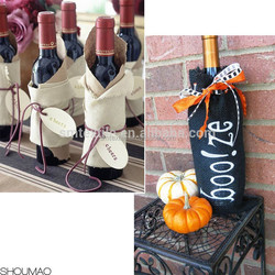 Mini bags/jute bags/ gift bags for wine bottle