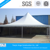 Outdoor Wedding Luxury Tents for Sale with waterproof PVC fabric