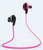 best quality stereo sports headphones QY7, invisible bluetooth headset for bicycle helmet