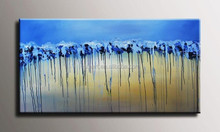 Customized Availabel Big Wholesale Lowest Price Handmade Modern Abstract Oil Painting Canvas