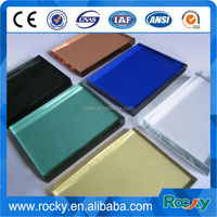 offer best 12mm thick toughened glass stained glass
