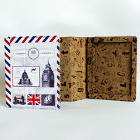 Print PU Leather Tablet Case