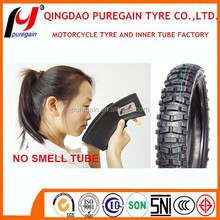 Qingdao high quality motorcycle tubes and tyres 400-8 use for three wheel motorcycle