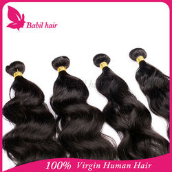 Accept paypal 100% human hair grade 6a perfect virgin brazilian hair china wholesale suppliers