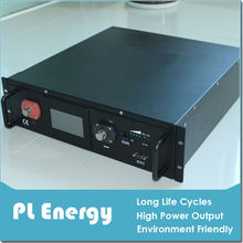 48v 50ah high power telecom backup battery pack bms lifepo4