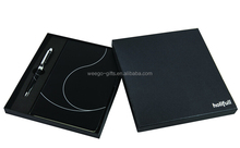 2015 high-end china import notebook and pen gift set products
