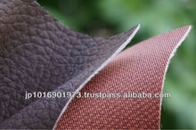 Japanese-made high quality PVC/PU leather (synthetic leather material) which I use for contract furniture