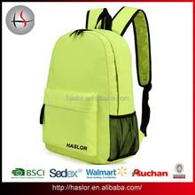 cheap teens school promotional fashion backpack bag manufacturer