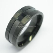 black river stainless steel military rings