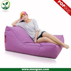 fashionable waterproof fsbric bean bag bed sofa covers
