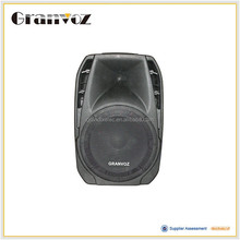 "15"" woofer professional audio speaker, loudspeaker box, portable loudspeaker"