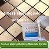 best price marble mosaic back mesh liquid adhesive