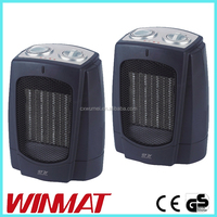 Cheap price high quality table mini ptc heater for sale