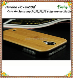 Wood mobile phone cover, PC wood cover for iphone/samsung, for iphone/samsung cover wood
