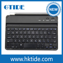 Modern Promotional Qwerty Micro USB Tablet External Keyboard With Magnetic Clips