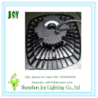 aluminum shell + lens waterproof IP65 300w led high bay light,led industrial light with 5 years warranty
