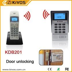 2015 kivos audio door phone system coreless