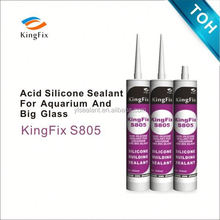 non sagging glass curtain wall gp silicone sealant