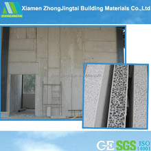 basement insulation/sandwich panel prefab homes