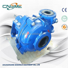 10/8 inch inlet/outlet electric end suction sand pump for river water