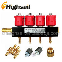 4 Cylinder Common Rail Injector For CNG/LPG
