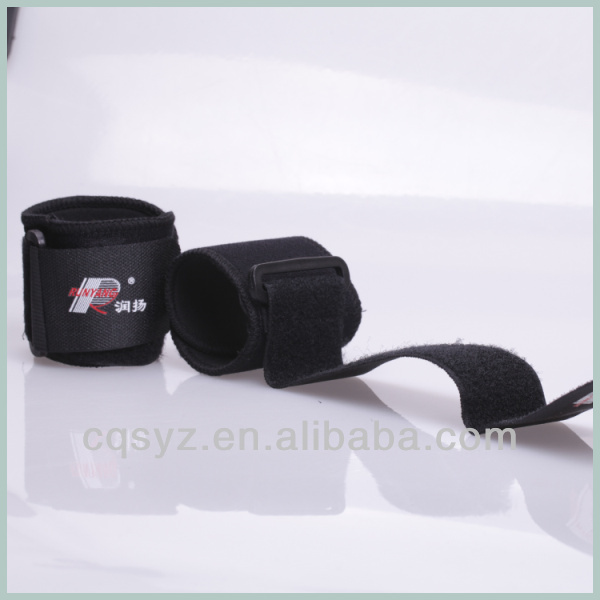 Good elastic performance wrist support with strap