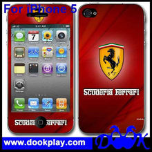 Skin Protector For iPhone5 iPhone 5 Sticker
