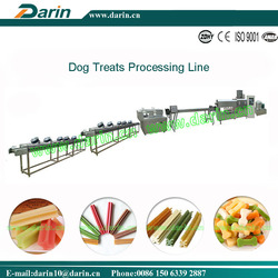 Treat Snacks Extruder For Dog Dental Chewing Treats