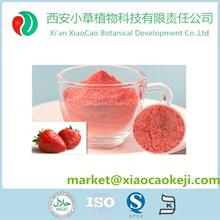 Organic Freeze Dried Strawberry Fruit Powder