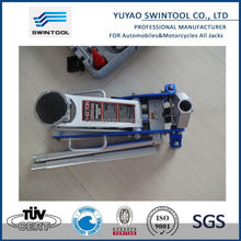 electric automotive car floor jack