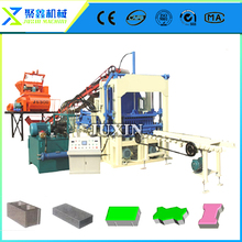 Máquina automática para fabricar bloques, Qt4-15c hormigón de ladrillo que hace la máquina / máquina de pavimentación de piedra