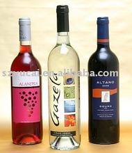 a prueba de agua la etiqueta del vino