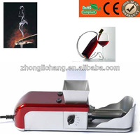 Hot Smoking accessory electric cigarette tobacco rolling machine for home use, 220V power