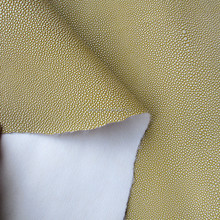 2015 pvc Shagreen-imitated leather for cabinets