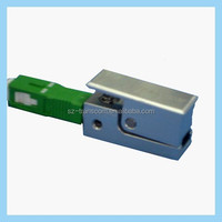 SC APC Bare Fiber Optical Adapter SC Adapter/ Optic fiber adapter/ SC LC FC ST bare fiber adpter available