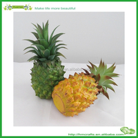 fake fruits artificial pineapple real like plastic fruit pineapple
