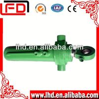 Stage Ram STAINLESS double acting hydraulic cylinder price with position transducer