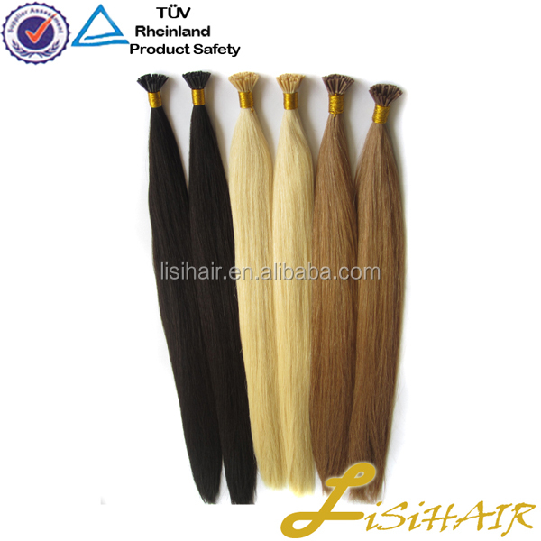 Hot Fusion Hair Extensions Wholesale Human Hair Extensions