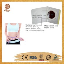 chian supply private label OEM /ODM servcie 100% natural and herbal chinese slim patch