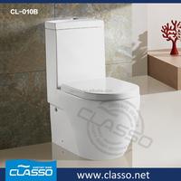Watersense Elongated composite roca black wall mounted toilet