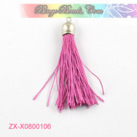 Slik Tassel For Jewelry Making