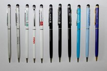 Touch pen, OEM touch ball pen, promotional advertising pen