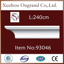 2012 pu material decorative ceiling corner mouldings