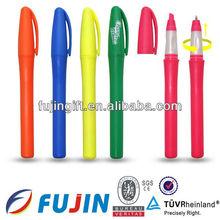 2 in 1 pen highlighter combo