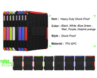 Newest Rubber Hard Back Case Cover for Apple Ipad MINI ipad air case for ipad mini case for ipad2/3/4/5