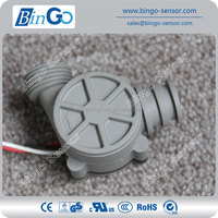 water flow rate sensor water heater sensor for air condition, quick connection flow switch